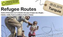 Refugee Routes - OSAR - Turquie, © UNHCR (capture d'écran)