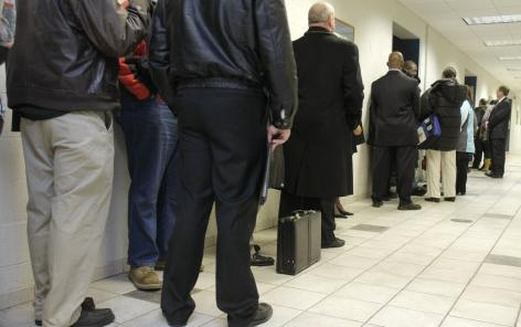Greated risk of long-term unemployment for older workers