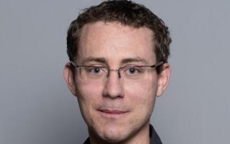 Matthias Studer, lauréat du Credit Suisse Award for Best Teaching 2018