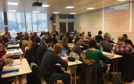 La première Journée romande de psychologie positive a été un succès, estiment les participant·e·s