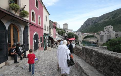 City of Mostar. Photo: Mura © iStock