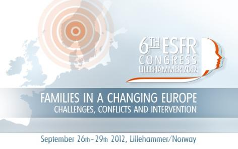 LIVES contribution to a major conference on family evolution