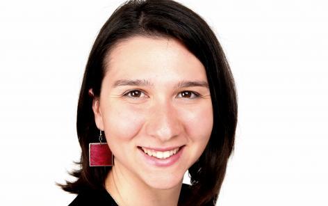 Catia Luperto, communication officer LIVES au 01.03.2019