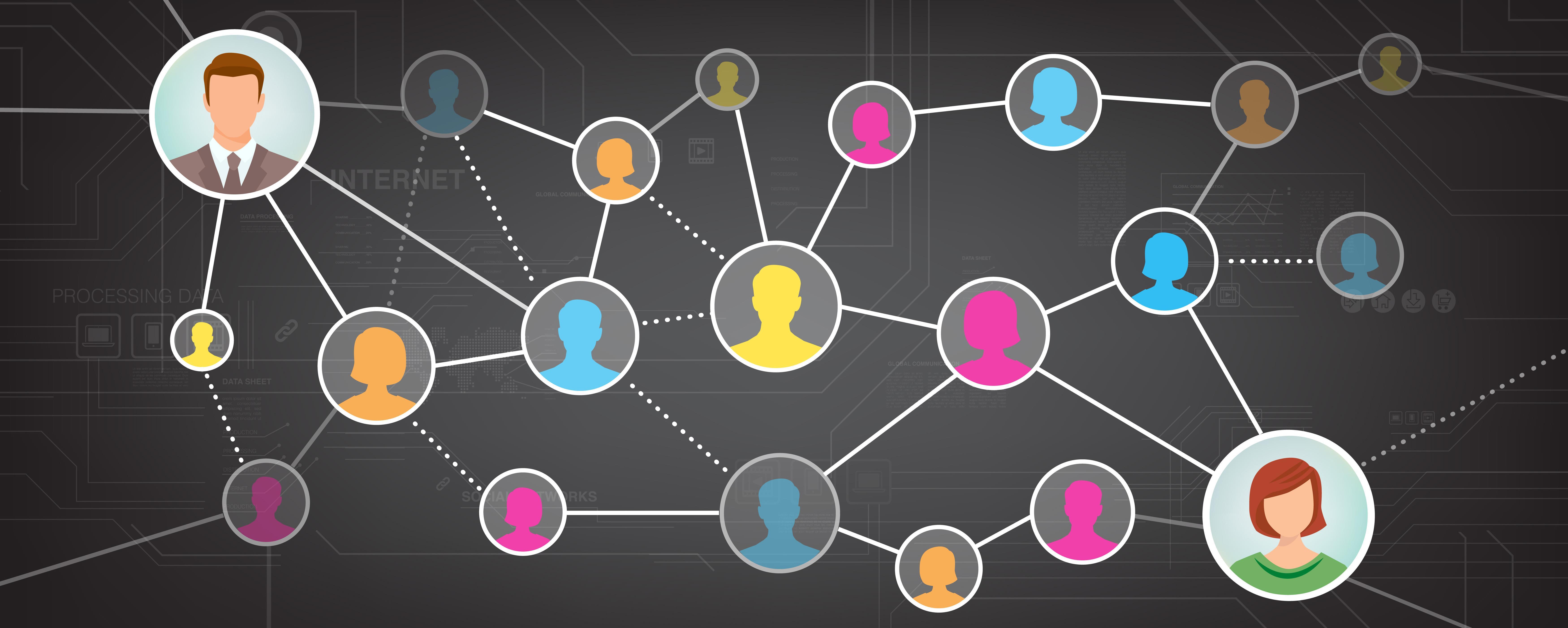 Utilizing networks to find employment?